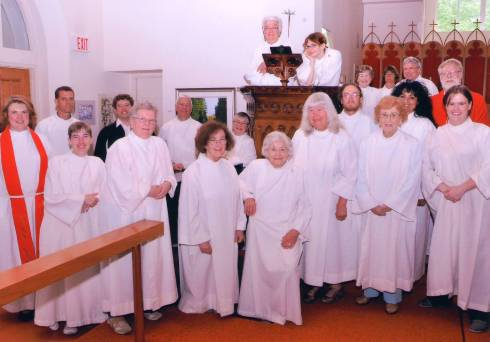 SJD Choir2 June 2012